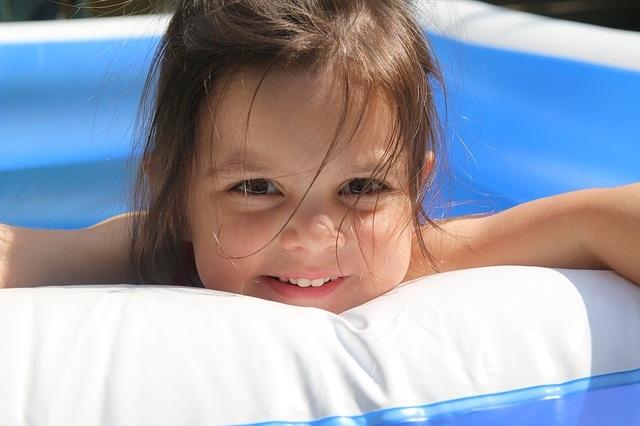 Kid on a Raft