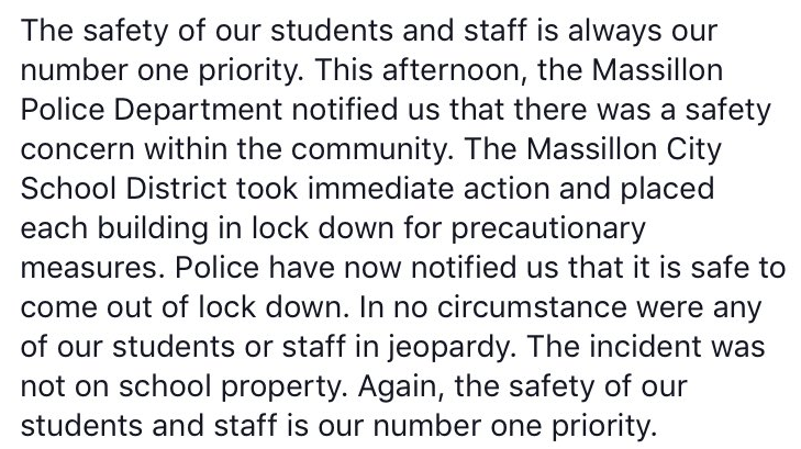 Massillon School Statement.png