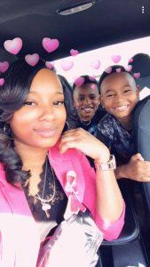 Mariah and boys
