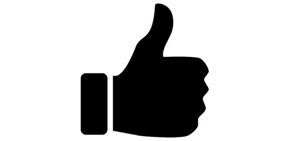 Thumbs Up – Hand – Thumb – Encouragement-Pixabay