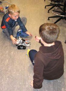 Robotics boot camp 4