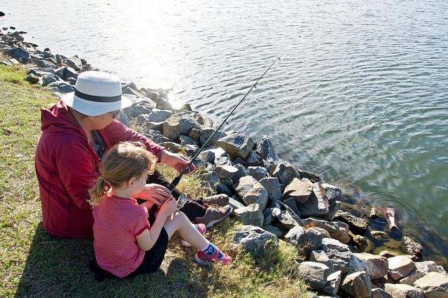 Ohio's Free Fishing Weekend