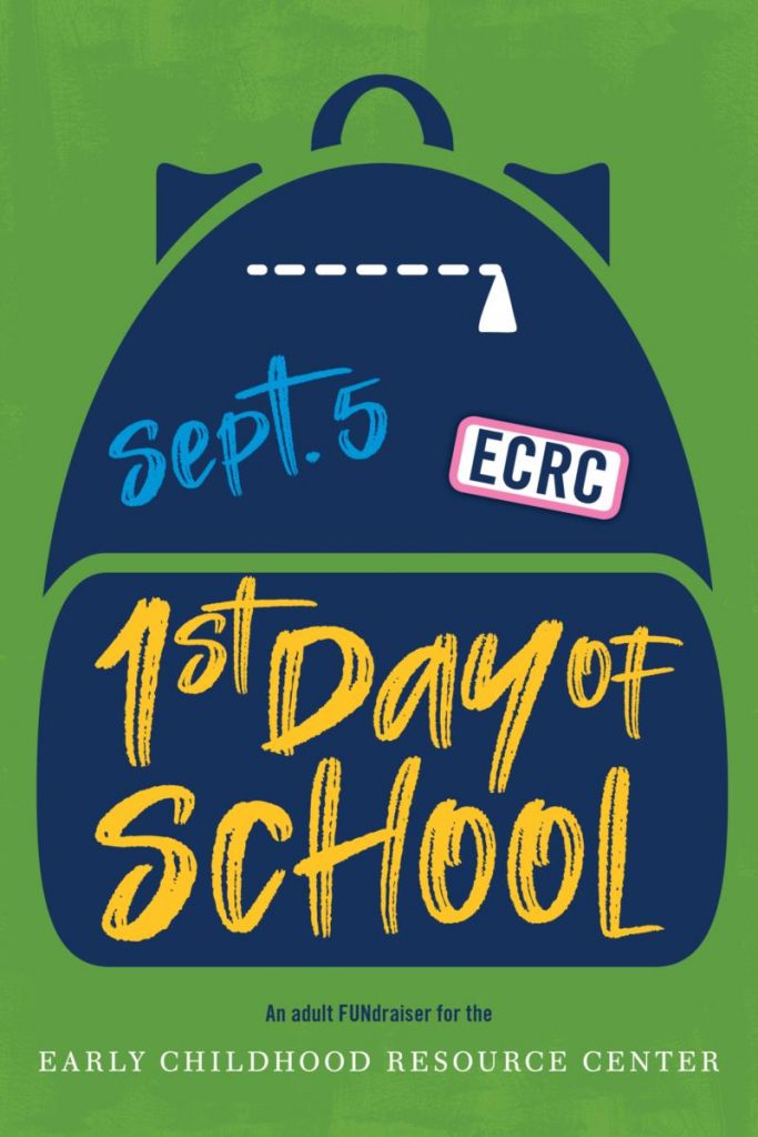First Day of School logo