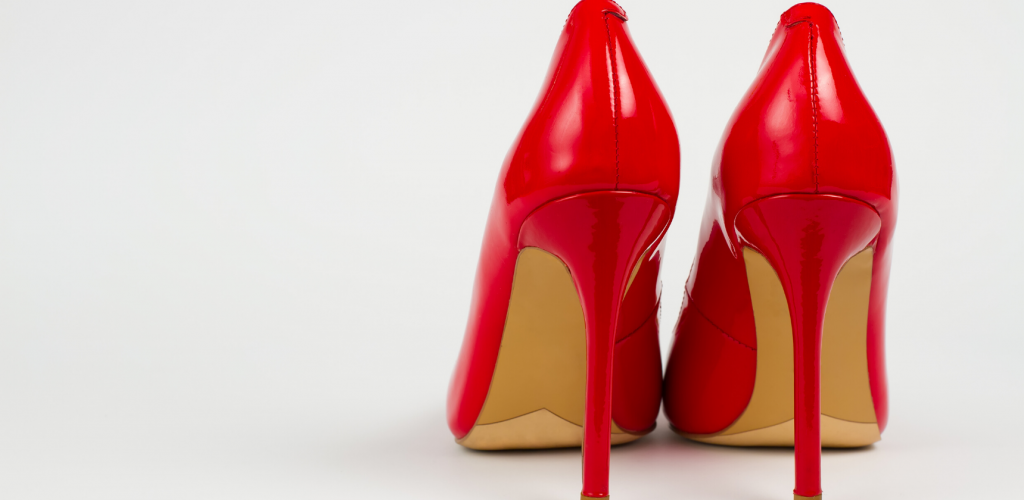 red-heart health-shoes-heels-women-work-career-canva photo-can reuse