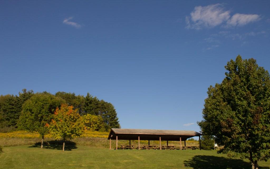 Norma Johnson Center outdoor nature preserve tuscarawas county ohio.