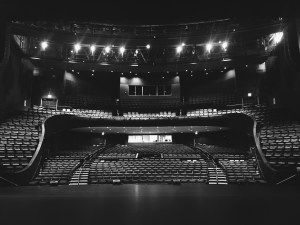 PAC-COVID-PERFORMING ARTS CENTER EMPTY