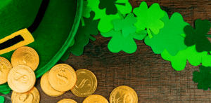 St Patrick's Day activity for school aged kids.