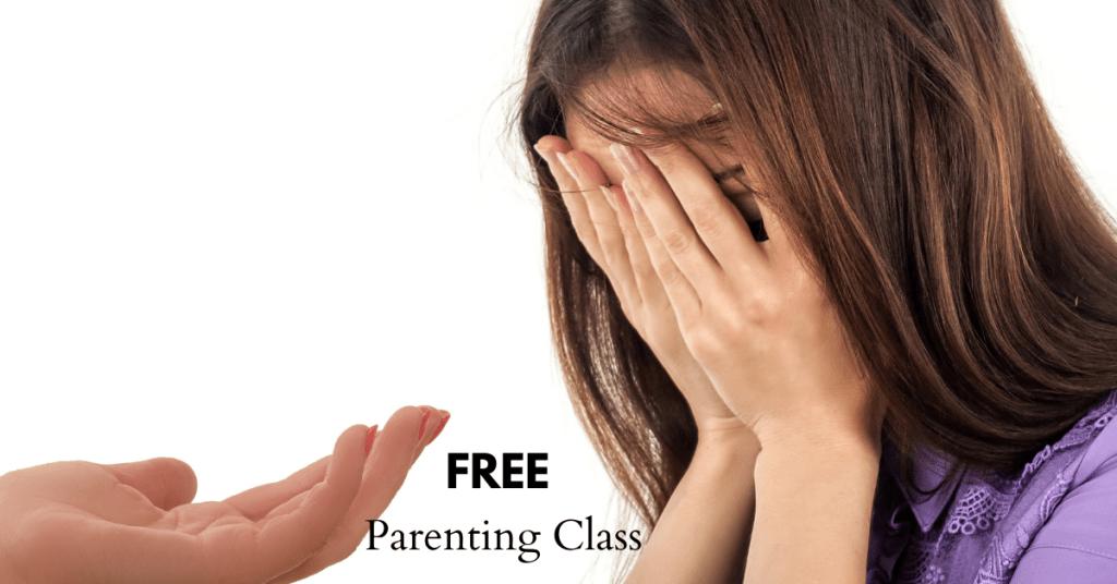 free parenting class
