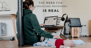 Need for childcare
