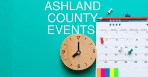 ashland county events