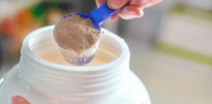 protein powder-health-fitness-dry scooping-teens-TikTok