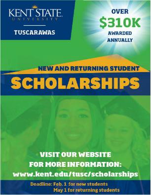 KSU Tuscarawas Deadline