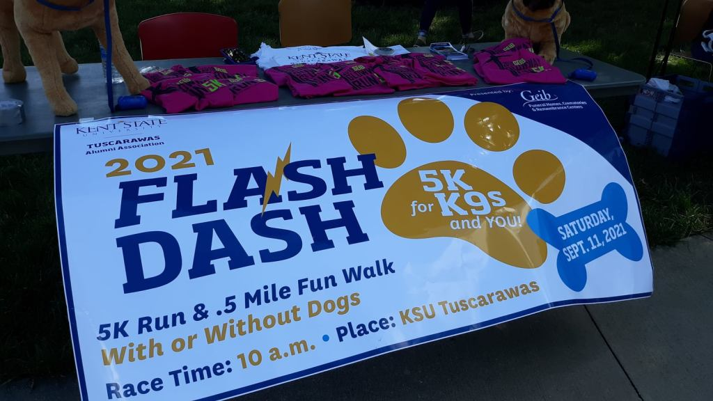 Flash Dash at KSU Tuscarawas