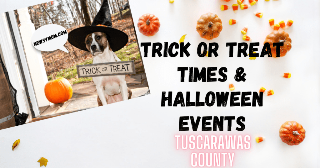 trick or treat times Tuscarawas