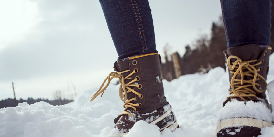 Boots from Canva