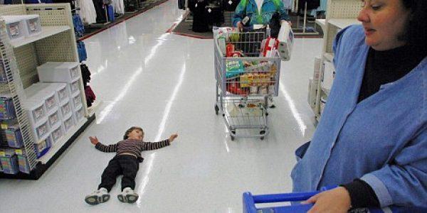 Child Meltdown