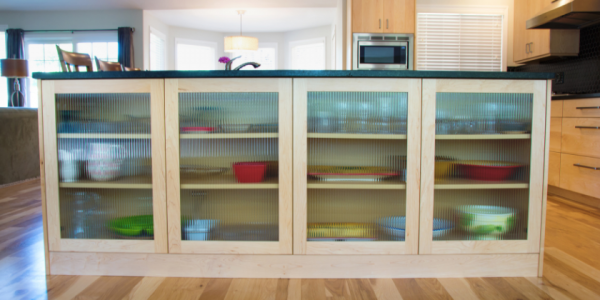 Glass-kitchen-cabinets-home-diy-improvement-project-canva photo-can reuse