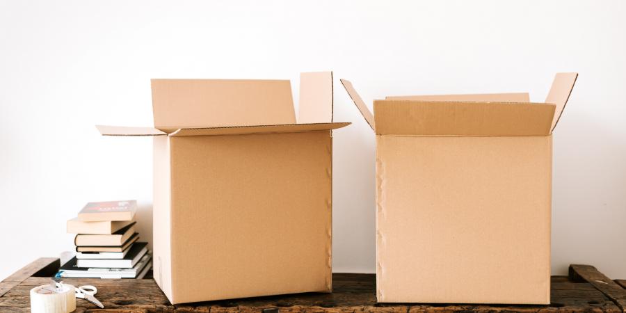 Novosel Storage Box from Canva