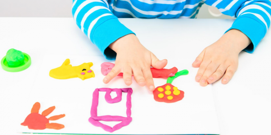 child-art-play-dough-learn-preschool-toddler-education-development-children-kids-canva photo-can reuse