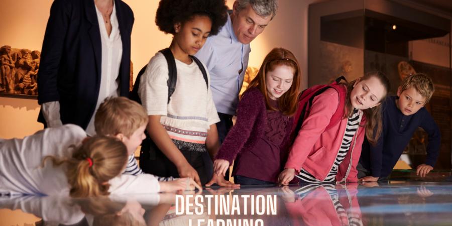 destination learning