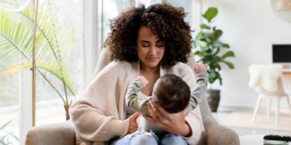 stay at home mom-maternity leave