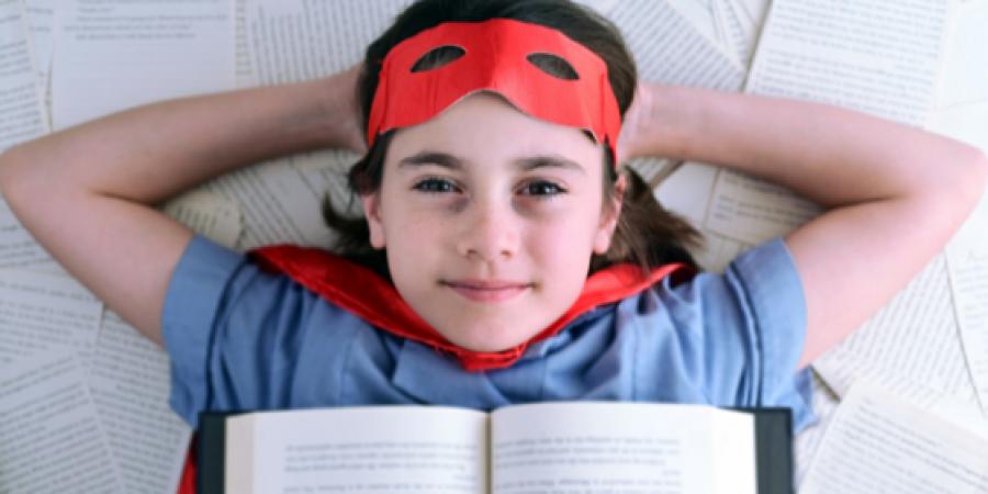superhero books-kids-reading-library